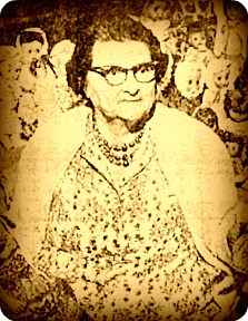 Big Mama, around 1962