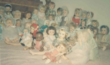 Big Mama -- Dolls and wardrobes made for local orphans