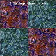 Four-Patch basic quilt block
