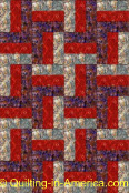 Spirit of St Louis quilt