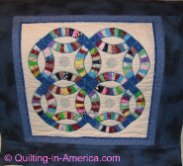 Parkinson Disease Foundation quilt project entry