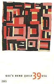 Gee's Bend quilt commemorative stamp