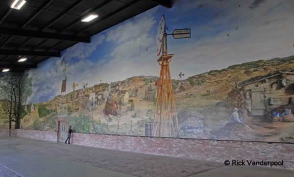 Legacy of the Wind mural