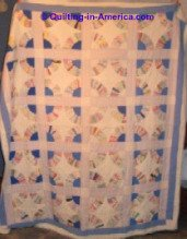 Big Mama's Grandmothers Fan quilt