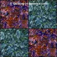 Simple Four-Patch quilt block